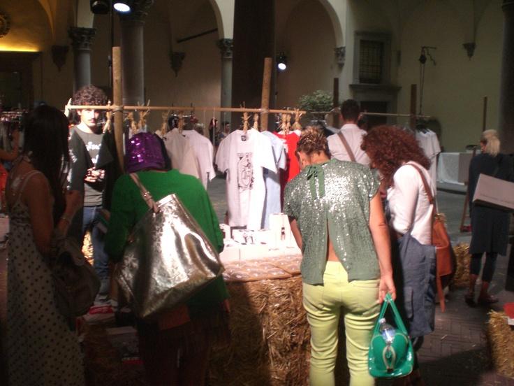 Vogue Fashion Night Out Firenze   Palazzo Antinori 18 sept 2012   Merci di Culto & myrevolution