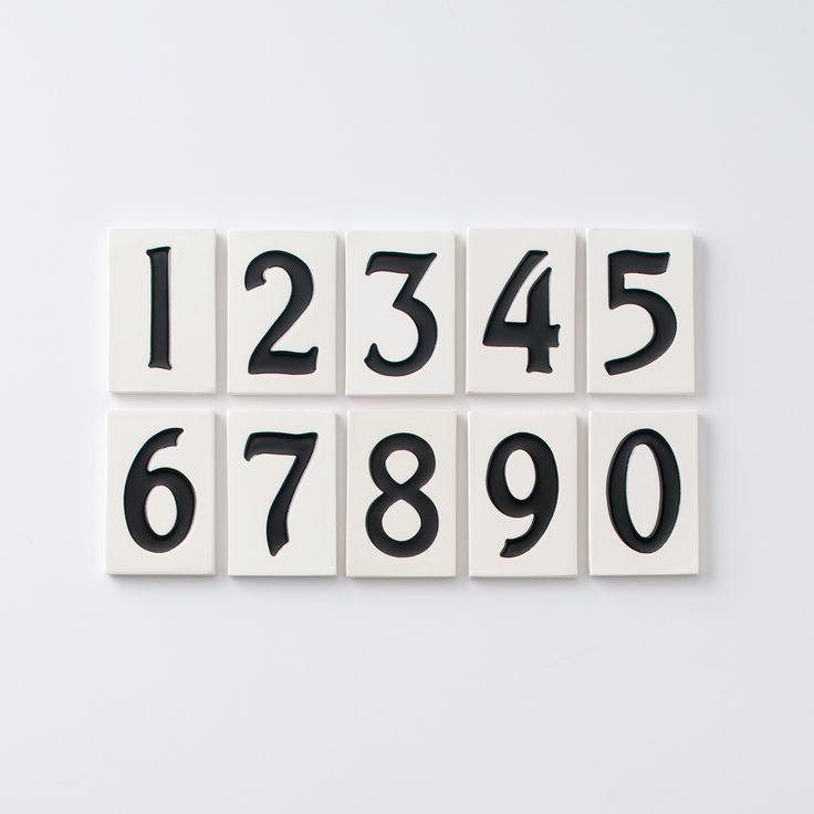 exterior house number ideas 16 best house numbers images on pinterest house numbers address