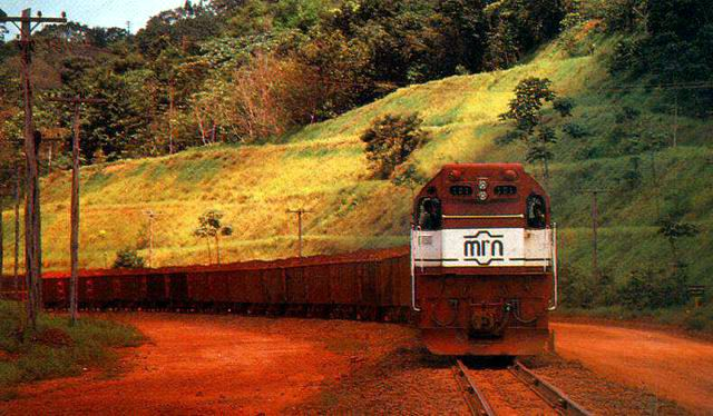 E.F. Trombetas - E.M.D. G12 Diesel Electric Locomotive