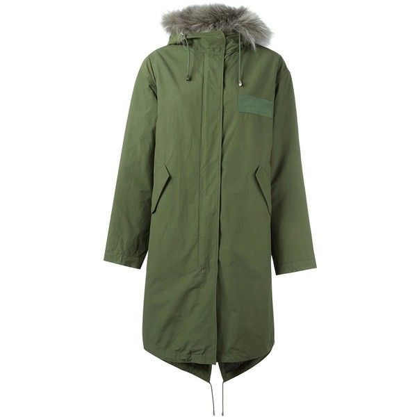 The 25  best Green parka coat ideas on Pinterest | Green parka ...