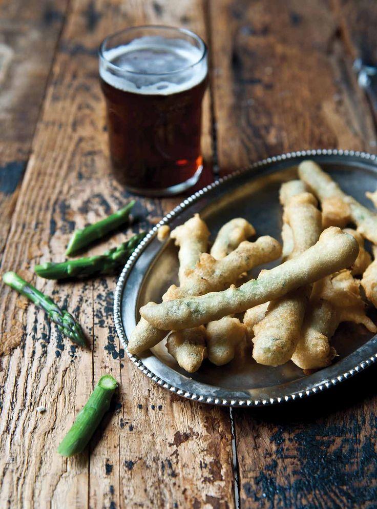 ... on Pinterest | Asparagus with bacon, Asparagus tart and Grainy mustard
