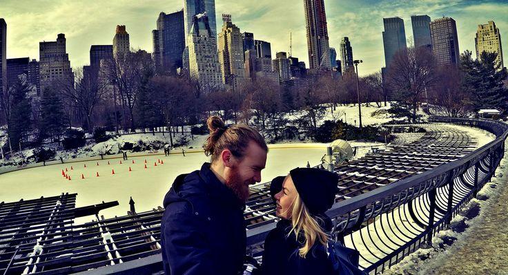 New york, USA. Instagram: Millaanjou & Williamberntsson