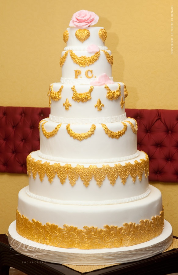 Cake Pictures Big : big wedding cakes Big Wedding Cake : Wedding - See It ...
