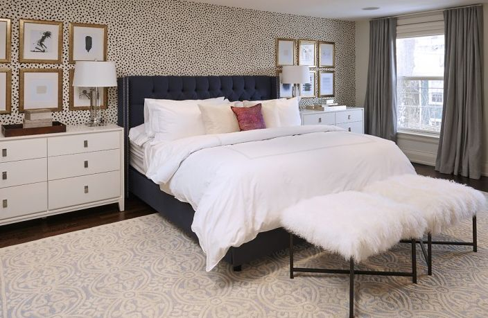 398 best images about chic bedrooms on pinterest master - Should i hire an interior decorator ...