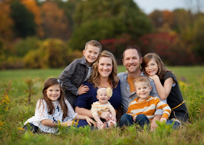 Great tips for family portraits!!! Preparing the parents ahead of time...