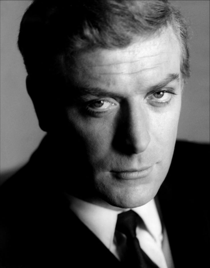 Michael Caine — sexually sly when young, now a lovable codger. His Tweets are always courtly and kind.
