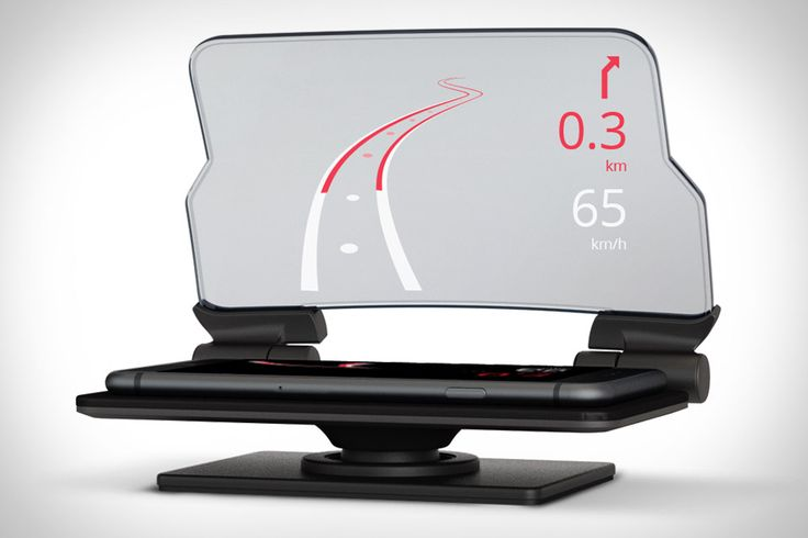 It's not the first in-car head-up display we've seen. But it does make the most sense. Instead of packing in its own electronics and OS, the Hudway Glass Head-Up Car Display uses your smartphone as its brains. You simply launch...