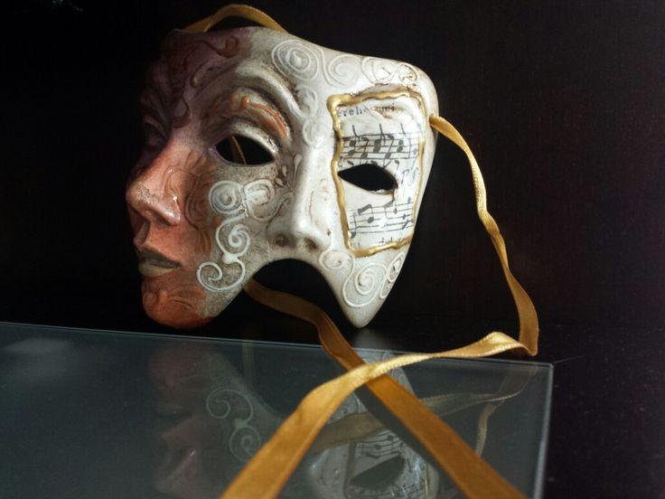 Mask - souvenir from Venice