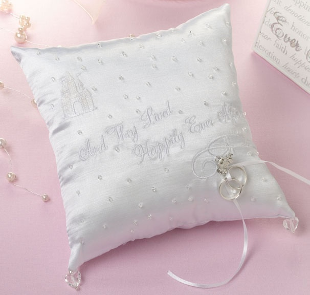Happily Ever After Ring Pillow from Puttin\u0027 On the Glitz & 109 best Wedding -Ring pillow- images on Pinterest | Ring pillows ... pillowsntoast.com