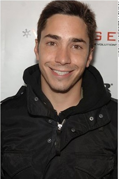 This is Patrick.  The main guy in my book.  AKA Justin Long.