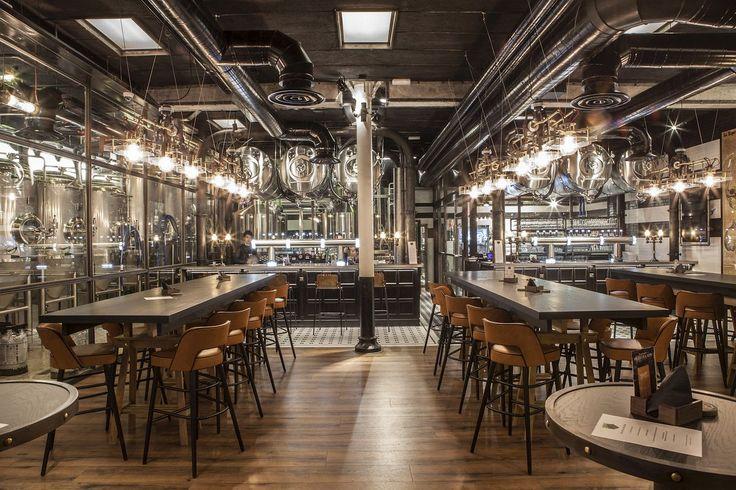 Brewpub & Restaurant in Barcelona