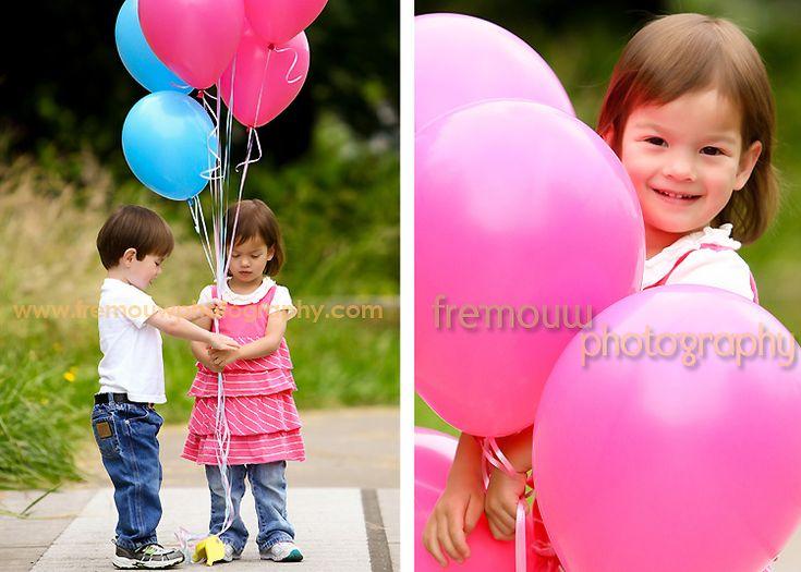 Boy/Girl Twin Photo Ideas