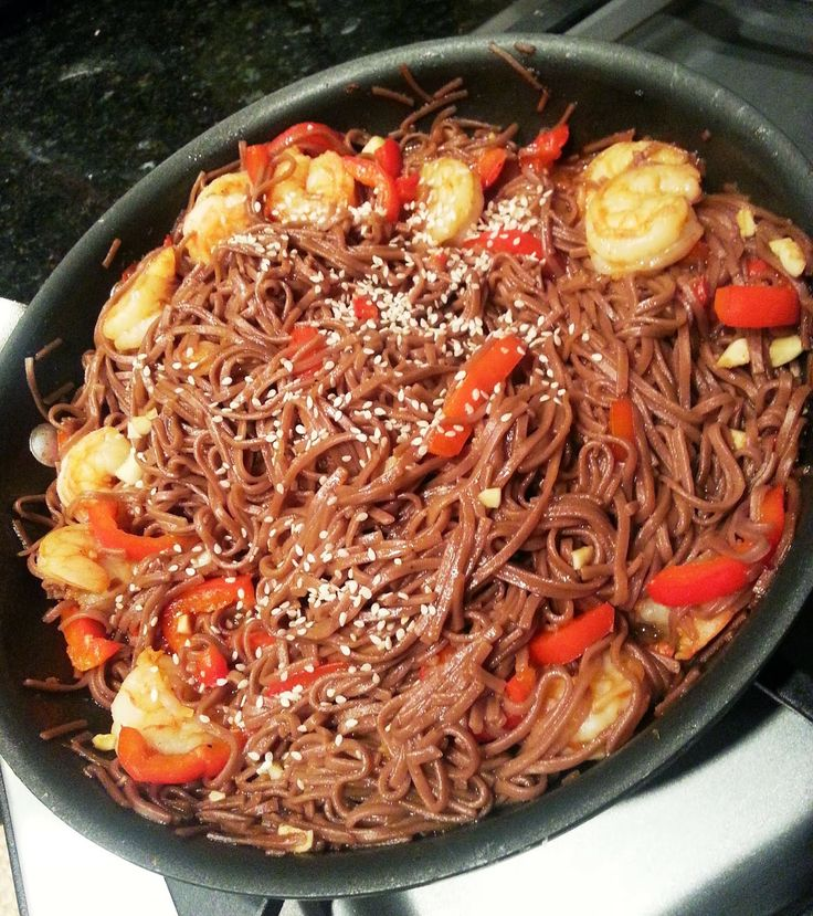 Spicy Shrimp Stir Fry | What Will Ate! | Pinterest