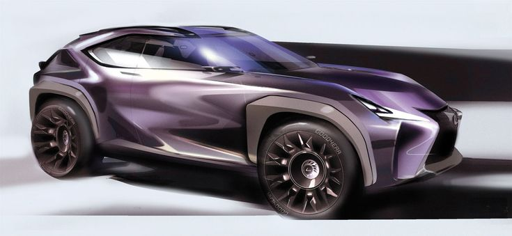 "To penetrate the rugged terrain of compact crossovers at its outermost boundaries, the order from Japan (artfully developed by the Lexus ED2 style centre in the south of France) rang out loud and clear: invest in the cabin and in the liaison between vehicle and surrounding environment, including the driver-technology relationship. ""The ideal public for"