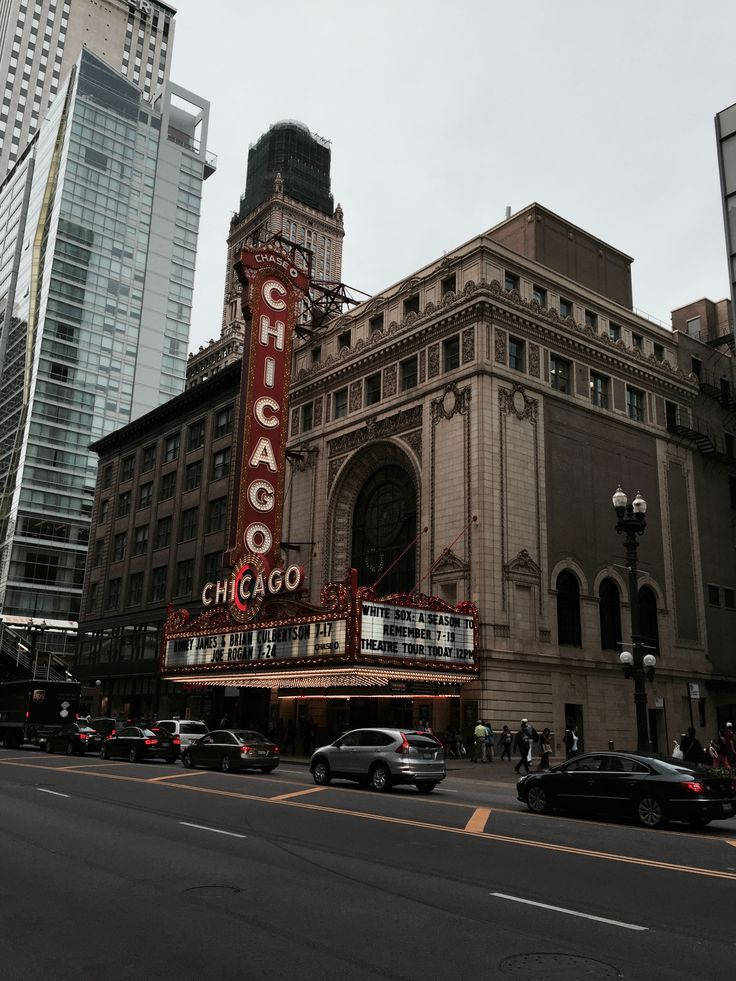 Chicago, IL. #chicago #us #landmark