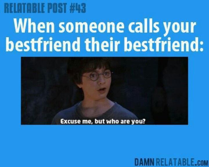 Funny Posts, Annoyed, And Bestfriends Image