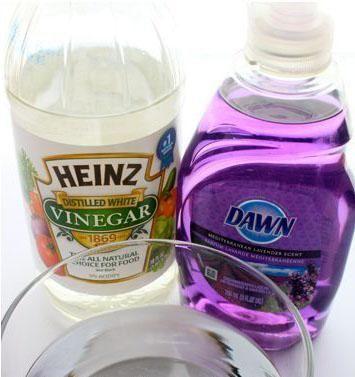 Nettoyer les pinceaux à maquillage maison vinaigre