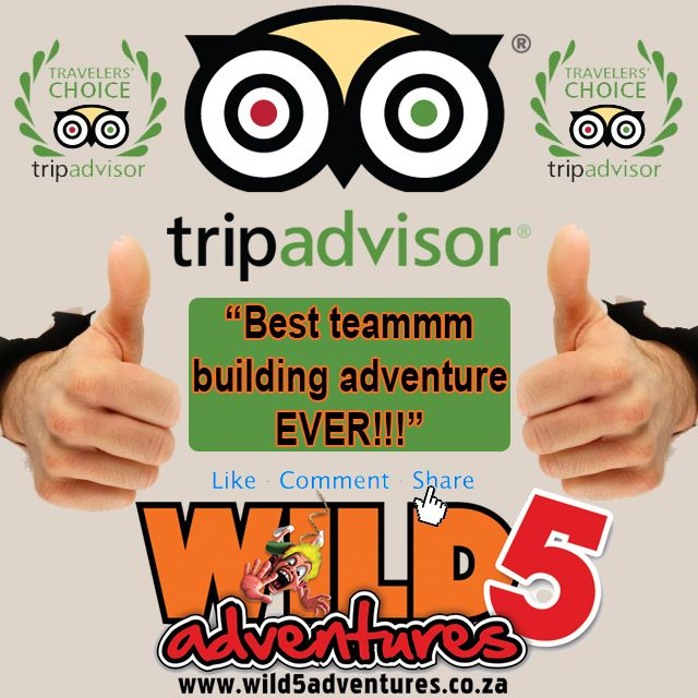 """Best teammm building adventure EVER!!!"" CLICK HERE TO READ THE REVIEW http://buff.ly/22Vhyws"