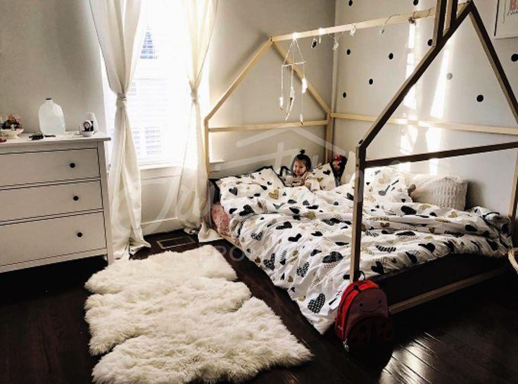 Kids Bedroom Tent kids bed tent hakkında pinterest'teki en iyi 20+ fikir | yatak