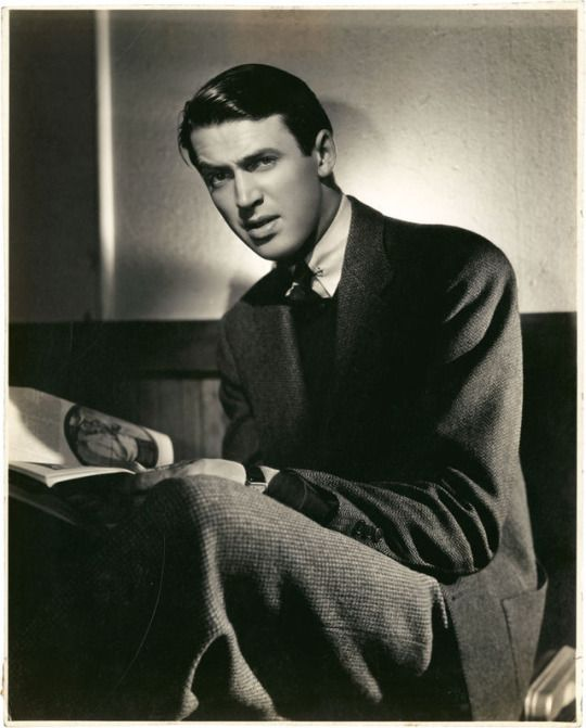 James Stewart photographed by Ted Allan, 1936