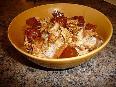 Crockpot Hawaiian Pineapple Chicken: Pineapple Chicken, Chicken Recipes, Pots Hawaiian, Crockpot, Hawaiian Chicken, Hawaiian Pineapple, Savory Recipes, Crock Pots Chicken, Chicken Breast