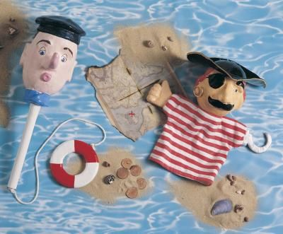 A Good Story for a Kid's Puppet Show
