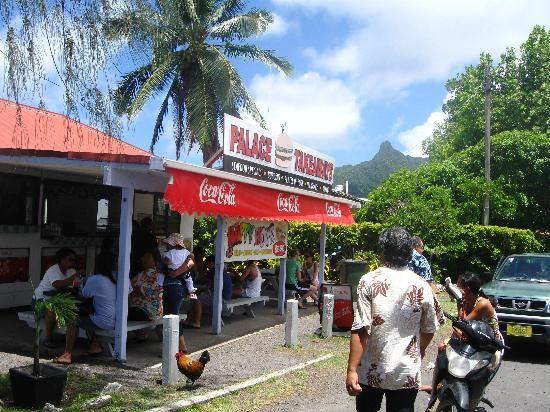 restaurants in rarotonga   Palace Takeaways Restaurant Reviews, Rarotonga, Cook Islands ...