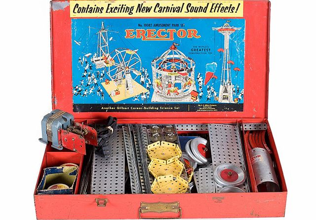 We are celebrating the season with an air of nostalgia by looking back at the 20th century's most collectible antique & vintage toys.
