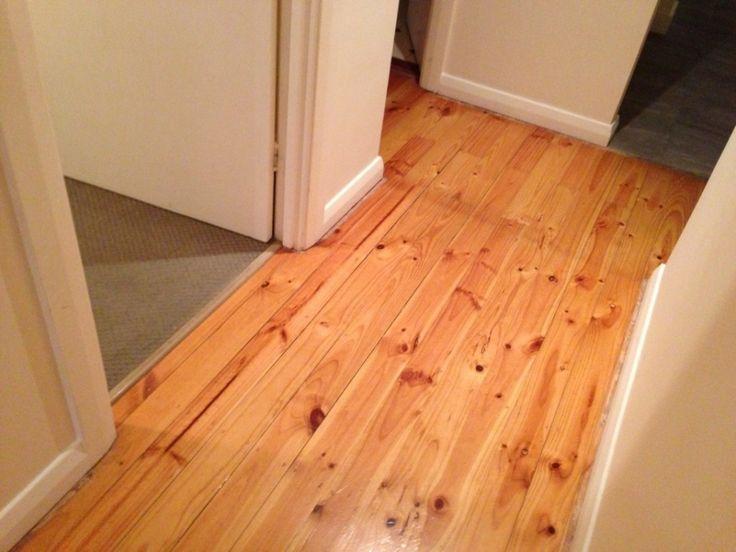 Float Hardwood Floor Over Concrete