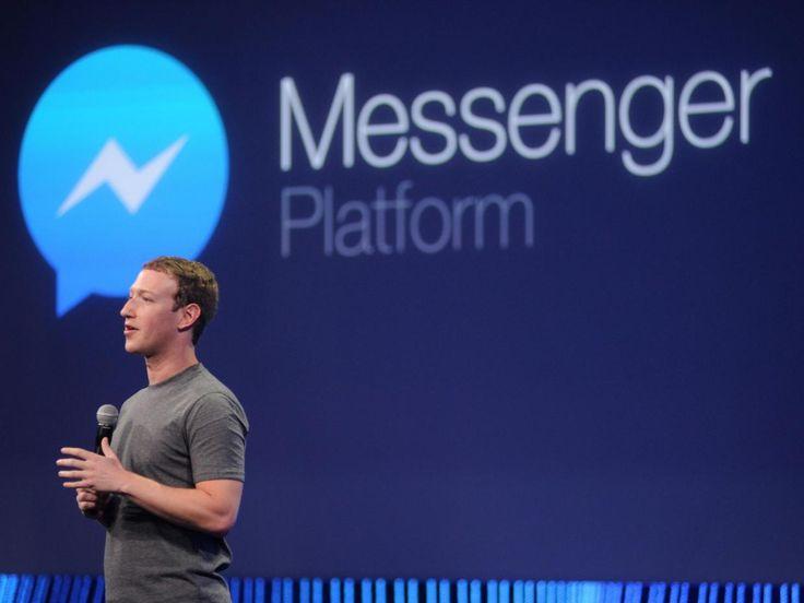 Facebook Messenger Bot - F8 Conference