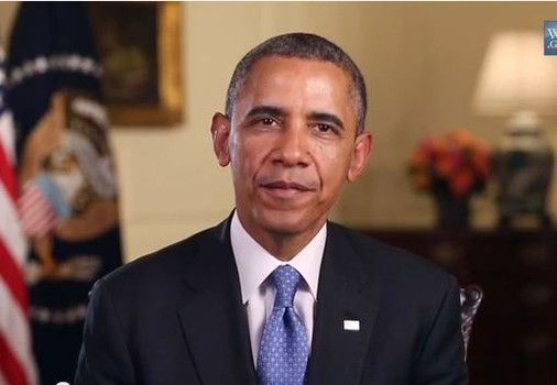 """Barack Obama promises more dictatorial action on economy. """"I have a Pen and a Phone."""" I do what I want. #DICTATORSHIP #Totalitarian"""