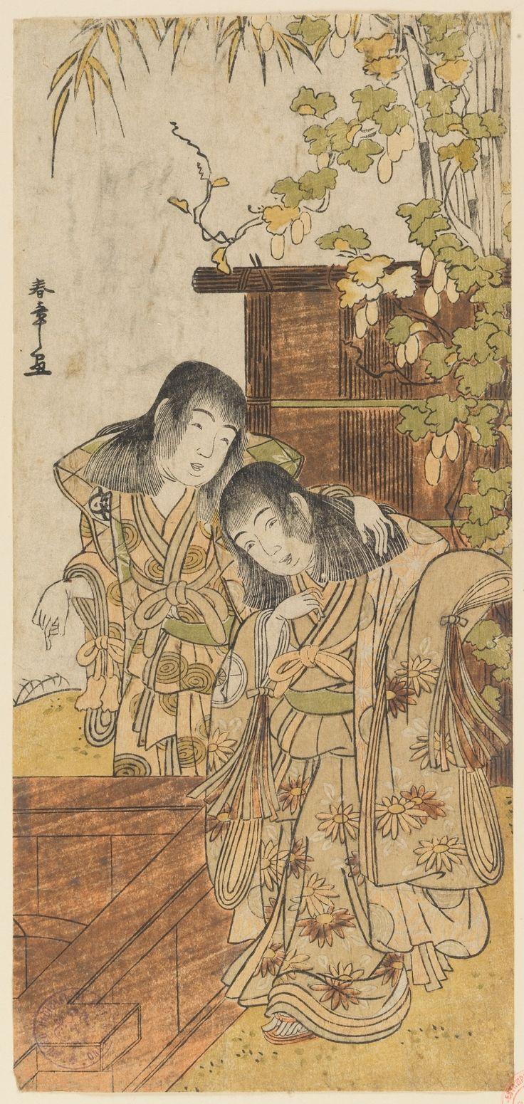 Título:Los niños de unos vendedores ambulantes Autor:Shunshô, Katsukawa Fecha:1775 - 1785 Fuente: Museo del Prado Recuperado de: https://www.museodelprado.es/coleccion/obra-de-arte/los-nios-de-unos-vendedores-ambulantes/68e0ca34-df8a-4e72-aab0-33bc44d11758