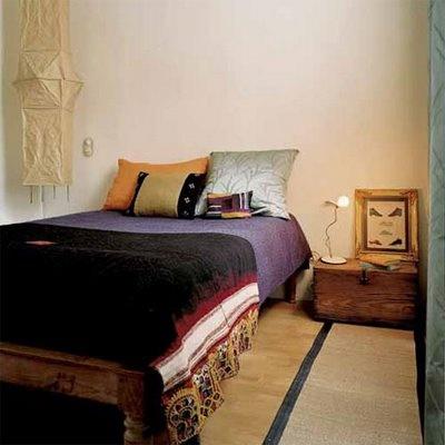 bedroom boho chic by Katieholli, via Flickr
