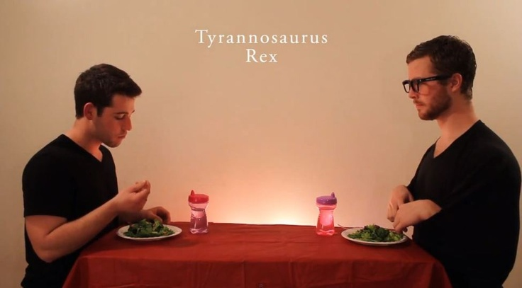 how animals eat their food youtube video tyrannosaurus rex