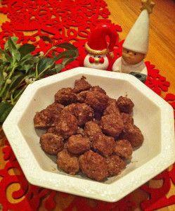 Julköttbullar med havregryn istället för gluten!