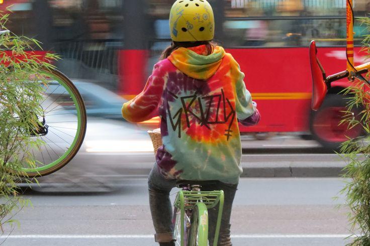 Vida en Bici. ¡Que viva el Pedal!  #CorneliaTorbellina