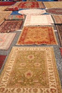 Expert Care for Exotic & Oriental Rugs | We offer fast appointment times at commercial and residential properties to clean a variety of fiber floor coverings, including exotic area rugs.