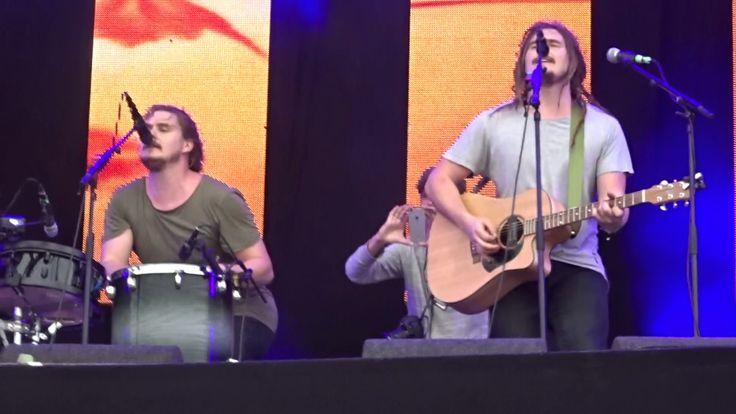 Pierce Brothers - Zwarte Cross - 15 juli 2015