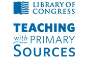 Library of Congress Teaching with Primary Sources, an educational program from the Library of Congress on using historical document across curriculum to develop higher level thinking skills with the students.