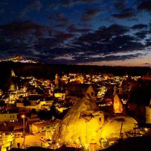Instagram【mycappadociatrip】さんの写真をピンしています。 《ギョレメサンセットポイントからの夜景✨✨✨✨✨#photo #wonderful_places #wonderful #travelwriter #lifewelltravelled #travel #turkey #cappadocia #night #nightview #wonderful #wonderful_places #amazing #beautiful #beautifulplace #vsco #vscocam #トルコ#カッパドキア#夜景#写真好きな人と繋がりたい #写真 #風景#景色#海外旅行 #海外生活》