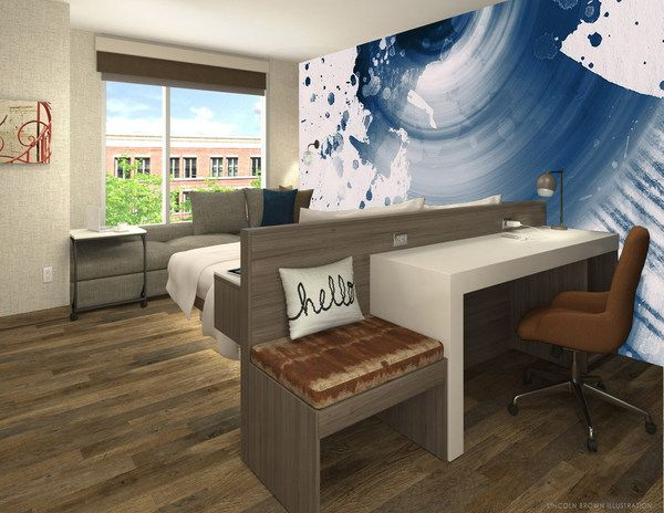 Choice Hotels Announces The Cambria Hotel Milwaukee Scheduled To Open In 2019 Choice Hotels Cambria Hotels Hotel
