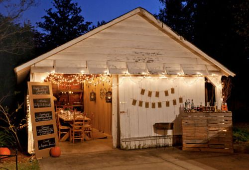 13 best images about bar lounge shed on pinterest for Party barn plans