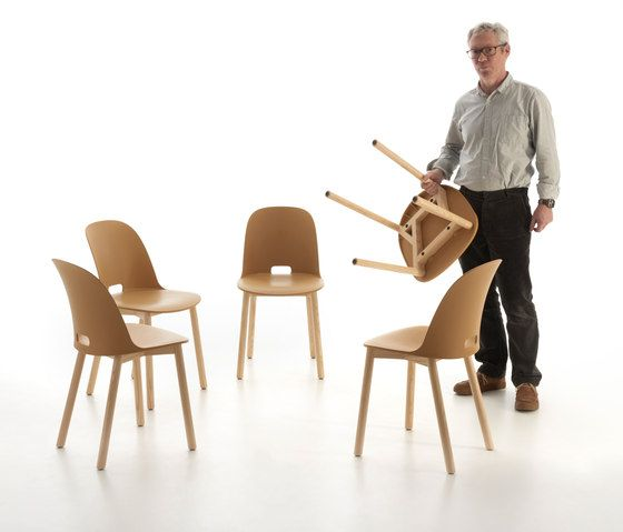 Chairs | Seating | Alfi | emeco | Jasper Morrison. Check it out on Architonic
