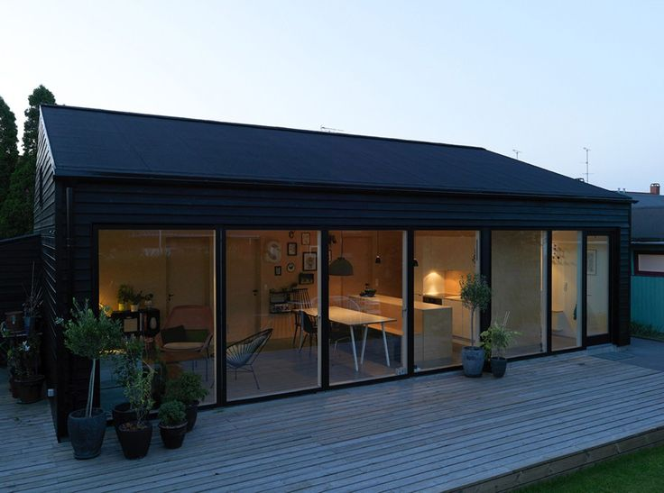 This Small Family House In Copenhagen Has An Economical Design Providing 3 Bedrooms 861 Sq