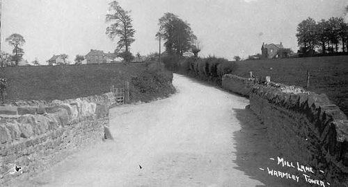 1910 Mill Lane, Cadbury Heath, South Gloucestershire   by brizzle born and bred