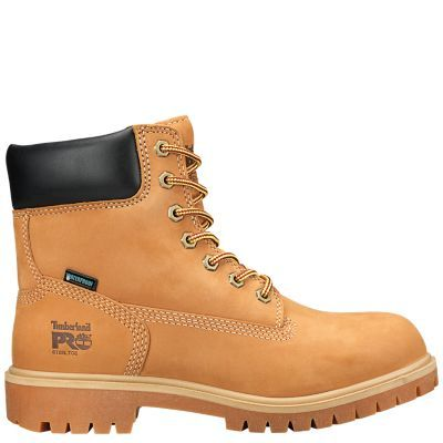 Shop Timberland.com for PRO women's work boots: These steel toe workboots are built to keep you going.