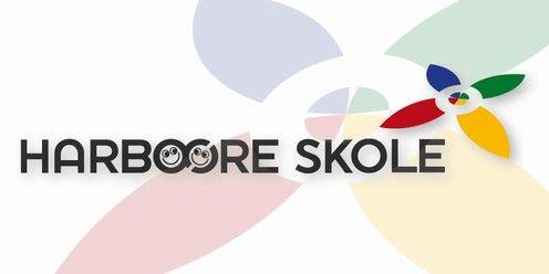 Harboøre Skole - Logo & Designmanual