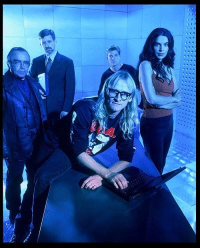 """The Lone Gunmen""--yet another good show the Fox Network cancelled."