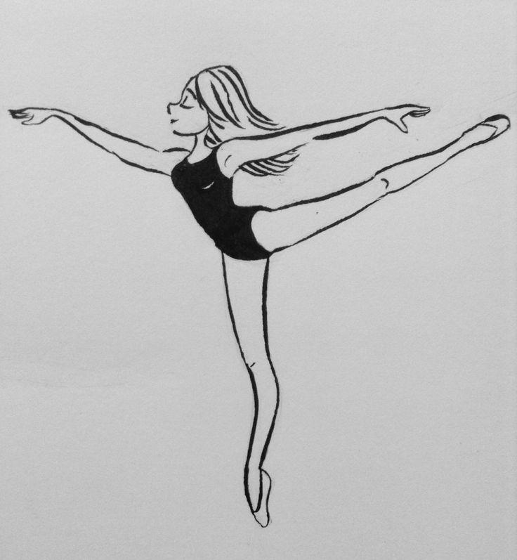 Art Gymnastics Drawings