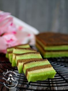 Steamed Cocoa Coffee Lapis Bumi Cake 蒸咖啡可可千层蛋糕